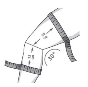 Bauer Genutrain S Pro størrelse